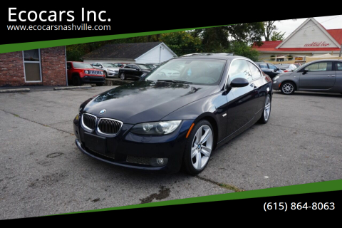 2008 BMW 3 Series for sale at Ecocars Inc. in Nashville TN