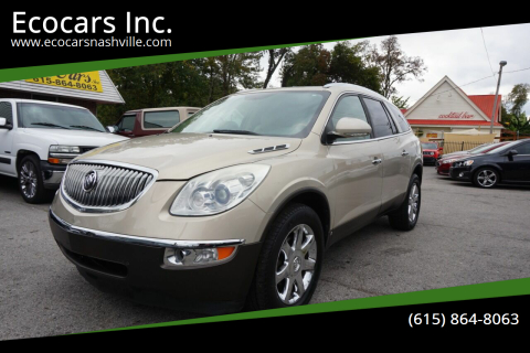 2008 Buick Enclave for sale at Ecocars Inc. in Nashville TN
