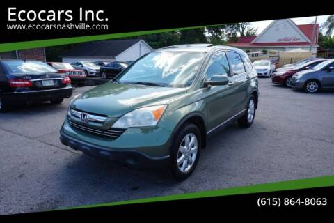 2007 Honda CR-V for sale at Ecocars Inc. in Nashville TN