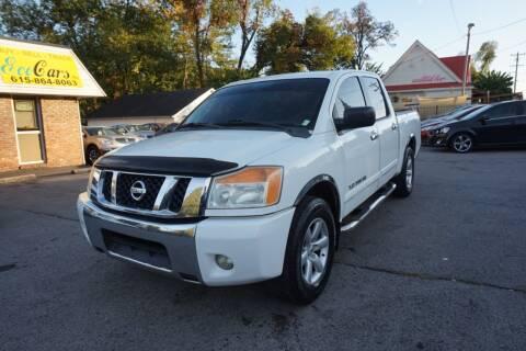 2010 Nissan Titan for sale at Ecocars Inc. in Nashville TN