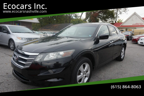 2010 Honda Accord Crosstour for sale at Ecocars Inc. in Nashville TN