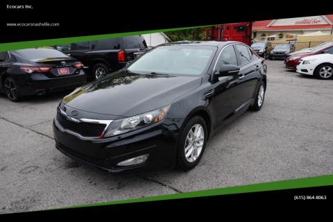 2012 Kia Optima for sale at Ecocars Inc. in Nashville TN