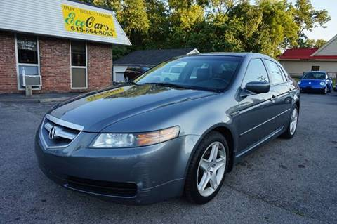 2005 Acura TL for sale at Ecocars Inc. in Nashville TN