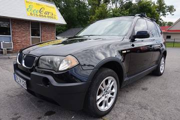 2004 BMW X3 for sale at Ecocars Inc. in Nashville TN