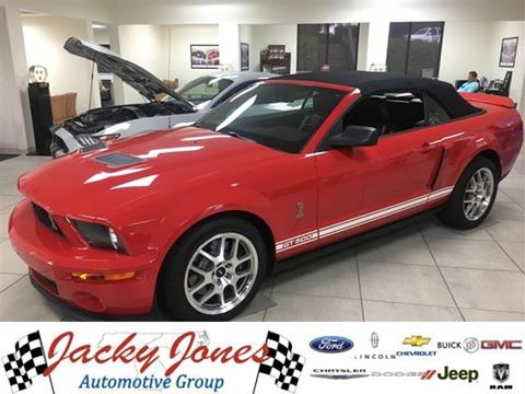2007 Ford Shelby GT500 for sale in Cleveland GA