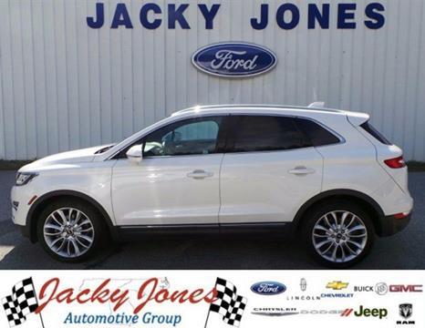2015 Lincoln MKC for sale in Cleveland GA