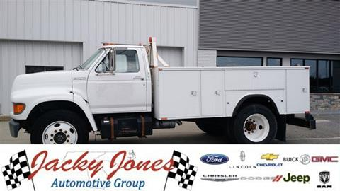 1999 Ford F-800 for sale in Cleveland, GA