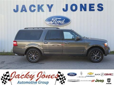 2017 Ford Expedition EL for sale in Cleveland GA