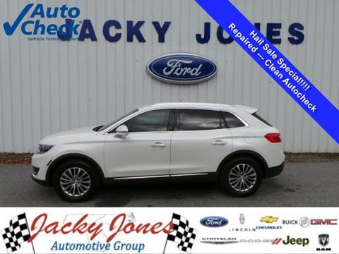 2017 Lincoln MKX for sale in Cleveland GA