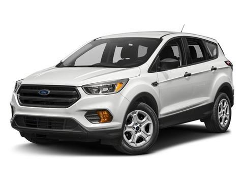 2017 Ford Escape for sale in Cleveland GA