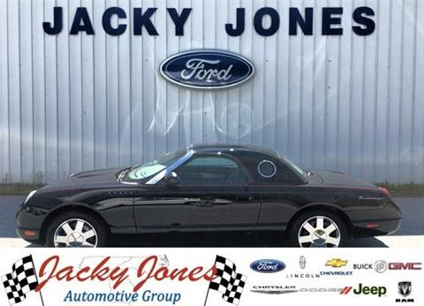 2002 Ford Thunderbird for sale in Cleveland GA