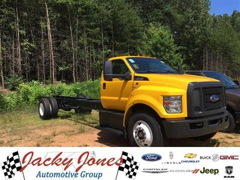 2017 Ford F-650 DRW for sale in Cleveland GA