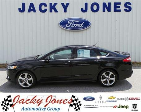2015 Ford Fusion for sale in Cleveland GA