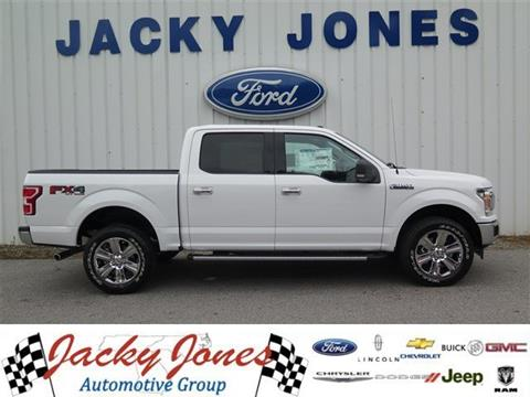 2018 Ford F-150 for sale in Cleveland GA