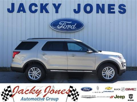 2017 Ford Explorer for sale in Cleveland GA