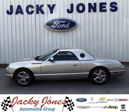 2004 Ford Thunderbird for sale in Cleveland GA