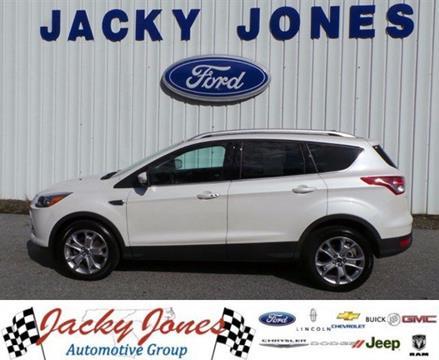 2015 Ford Escape for sale in Cleveland GA