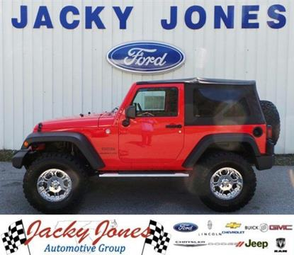 2013 Jeep Wrangler for sale in Cleveland GA