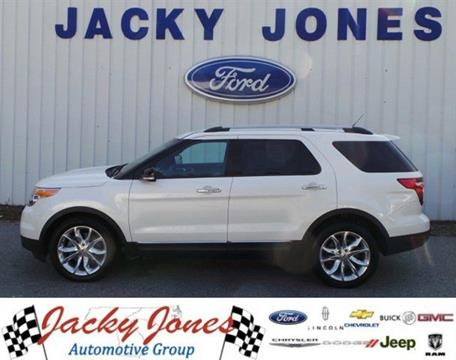 2013 Ford Explorer for sale in Cleveland GA