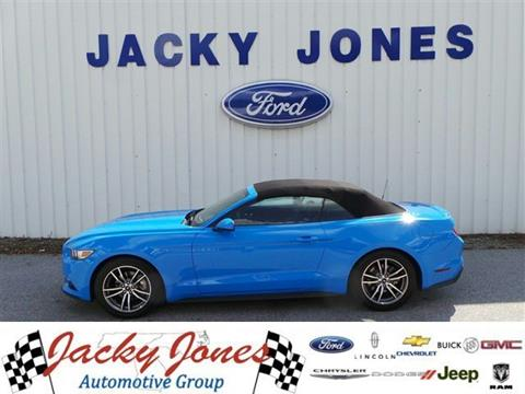 2017 Ford Mustang for sale in Cleveland GA