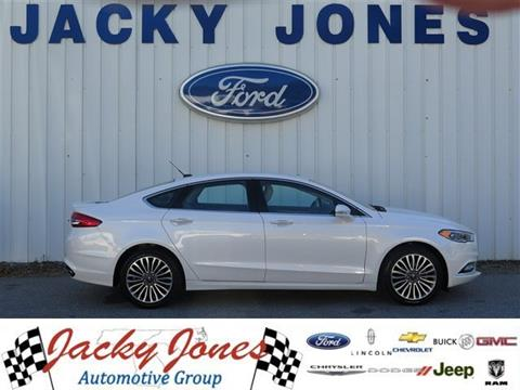 2017 Ford Fusion for sale in Cleveland, GA