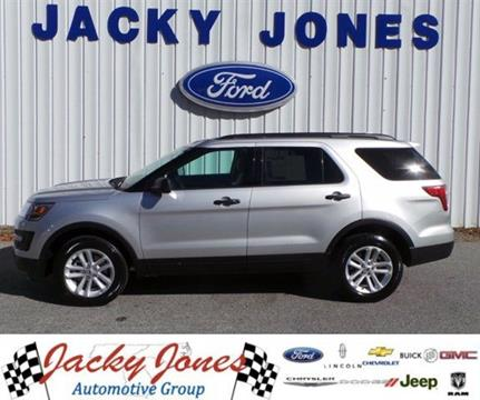 2017 Ford Explorer for sale in Cleveland, GA