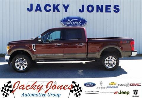 2017 Ford F-250 Super Duty for sale in Cleveland GA