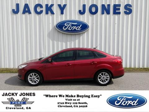 2017 Ford Focus for sale in Cleveland, GA