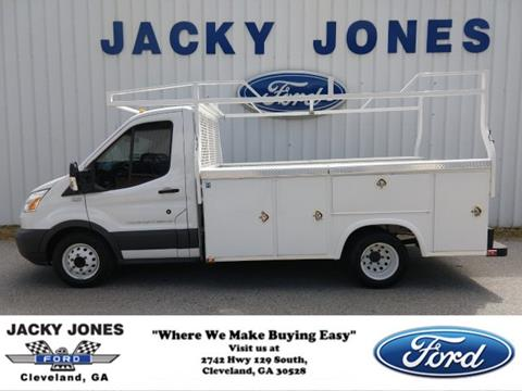 2015 Ford Transit Chassis Cab for sale in Cleveland, GA