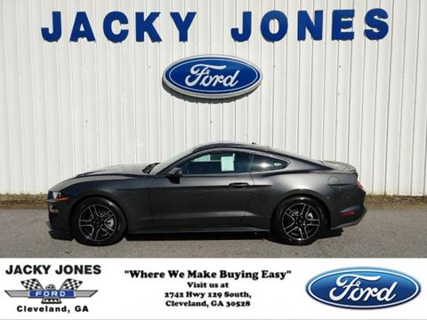 2019 Ford Mustang for sale in Cleveland, GA