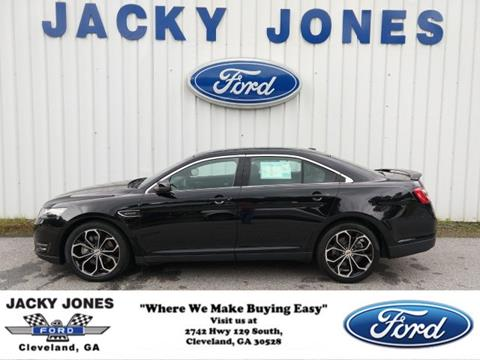 2017 Ford Taurus for sale in Cleveland, GA