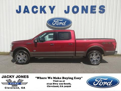 2019 Ford F-150 for sale in Cleveland, GA