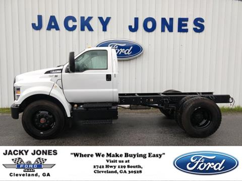 2019 Ford F-750 Super Duty for sale in Cleveland, GA