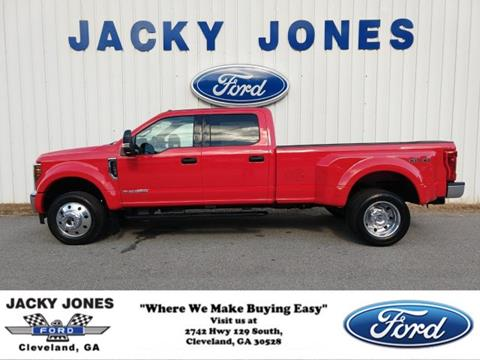 2019 Ford F-450 Super Duty for sale in Cleveland, GA