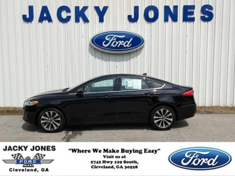 2019 Ford Fusion for sale in Cleveland, GA