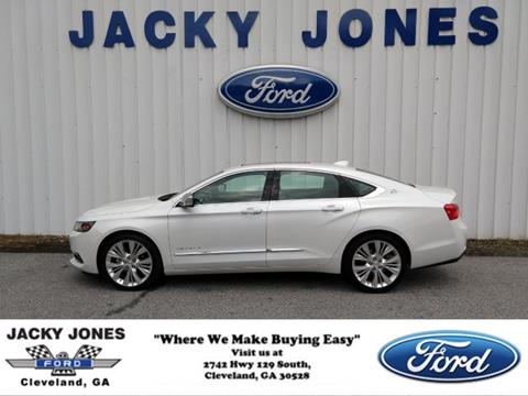 2016 Chevrolet Impala for sale in Cleveland, GA
