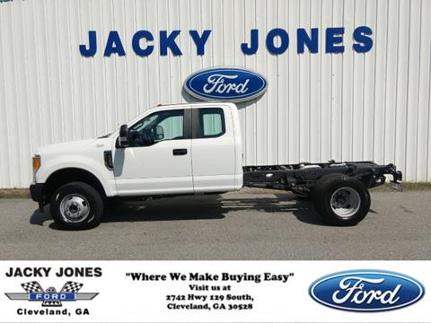 2017 Ford F-350 Super Duty for sale in Cleveland, GA