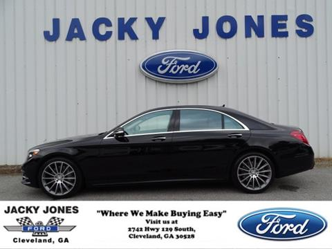 2014 Mercedes-Benz S-Class for sale in Cleveland, GA