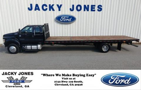 2016 Ford F-650 Super Duty for sale in Cleveland, GA