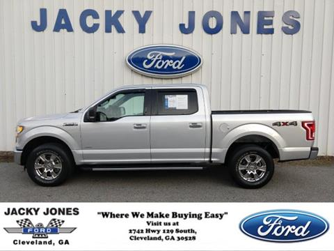 2015 Ford F-150 for sale in Cleveland, GA