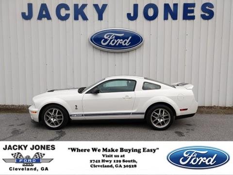 2007 Ford Shelby GT500 for sale in Cleveland, GA