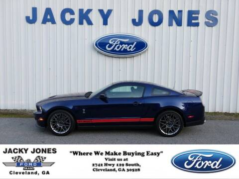 2012 Ford Shelby GT500 for sale in Cleveland, GA