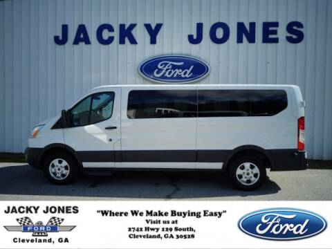 2018 Ford Transit Passenger for sale at Jacky Jones Ford in Cleveland GA