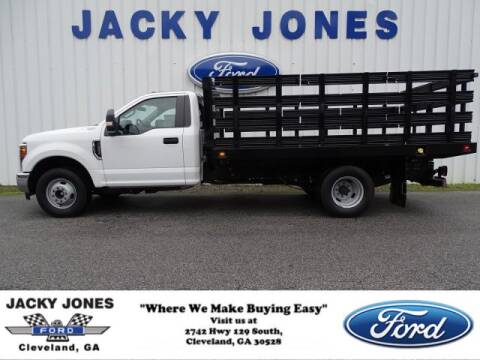 2018 Ford F-350 Super Duty for sale at Jacky Jones Ford in Cleveland GA