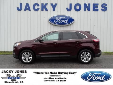 2019 Ford Edge SEL for sale at Jacky Jones Ford in Cleveland GA