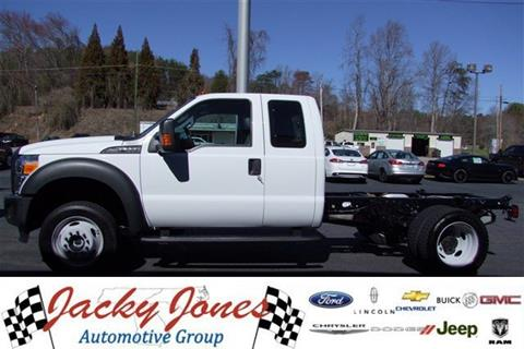 2016 Ford F-550 for sale in Cleveland, GA