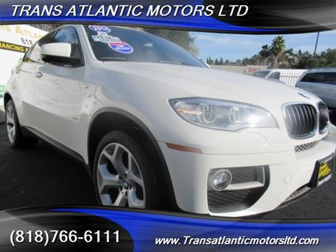 2014 BMW X6 for sale in Studio City, CA