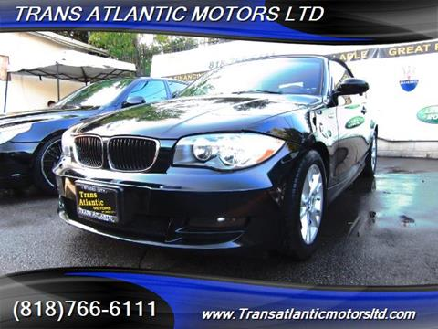 2008 BMW 1 Series for sale in Studio City, CA