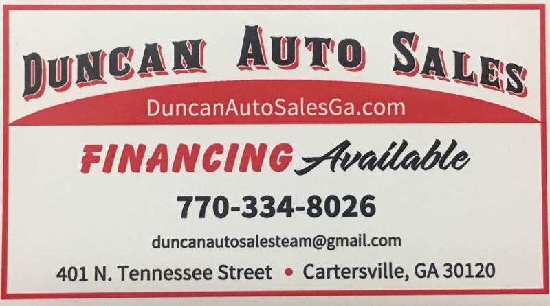 2013 Chevrolet Camaro for sale at DUNCAN AUTO SALES, INC in Cartersville GA