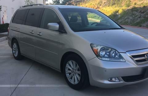 2006 Honda Odyssey for sale in Corona, CA